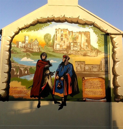 Celebrating your local history through murals for Mural history