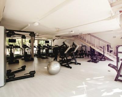 Gym & Leisure Centre Murals