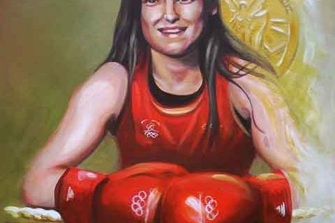 Katie Taylor – Limited Edition Print