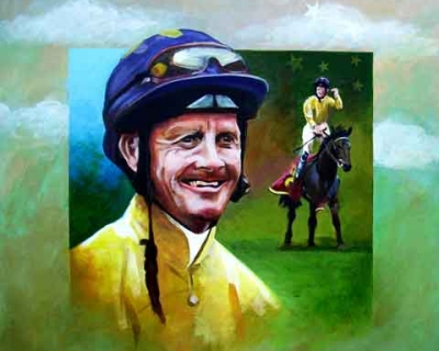 Mick Kinane & 'Sea The Stars'