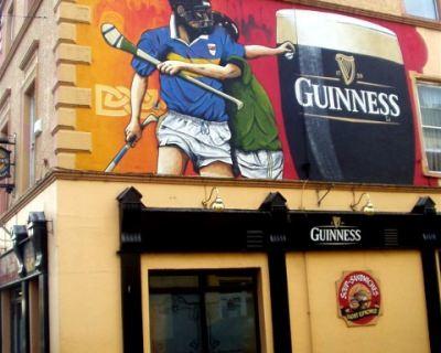 Noel Ryan's Pub in Tipperary Town