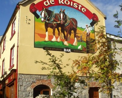 Roche's Old Time Ploughing Mural, Tipperary