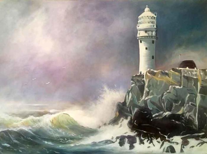 Fastnet Rock & Lighthouse