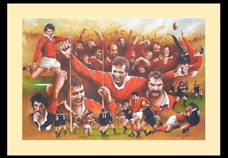 Munster V. All Blacks