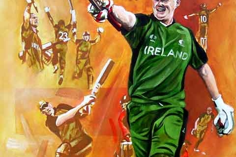 Kevin O'Brien – Limited Edition Print
