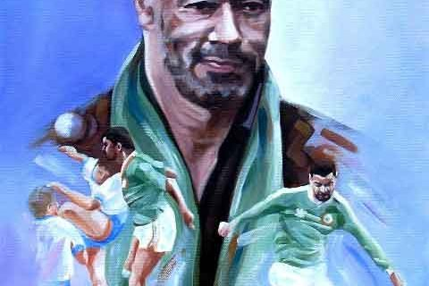 The Great Paul McGrath