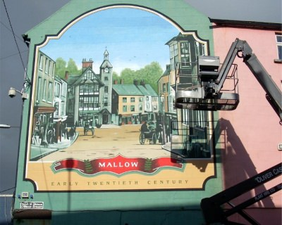 Mallow Heritage Mural