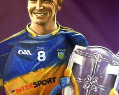 Brendan Maher Tipperary Hurling