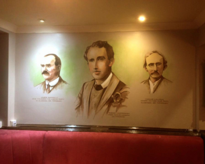 Connolly, McDonagh & Clarke…1916 Signatories.