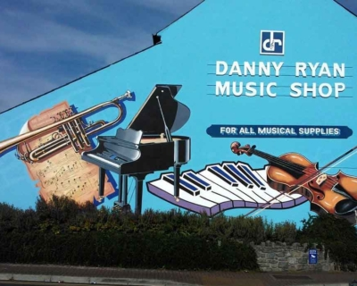 Danny Ryan's Musicshop