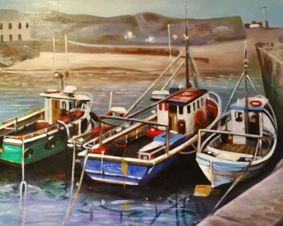 Malin Head Trawlers